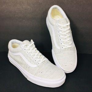Vans Canvas Sneakers 8.5